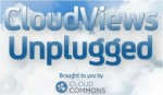 CloudViews Unplugged Logo