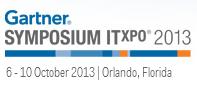 Gartner ITxpo 2013